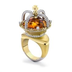 Theo Fennell Coronet Ring