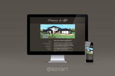 Création de site internet à Fleurbaix (62) : www.demeuresdestyle.fr