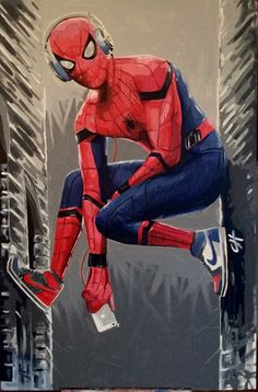 The Amazing Spiderman Marvel Comics, Marvel Fan, Marvel Heroes, Marvel Avengers, Captain Marvel, Spiderman Art, Amazing Spiderman, Mundo Marvel, Marvel Drawings
