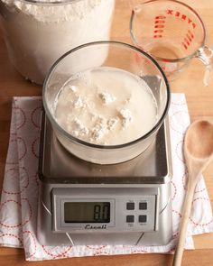 How To Make Your Own Sourdough Starter — Cooking Lessons from The Kitchn