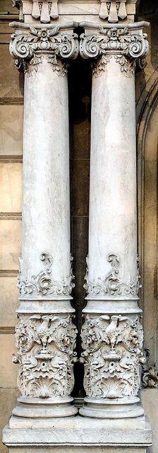 Casa Climent Arola.    Architect: Francisco de Paula del Villar i Carmona. Barcelona - Rbla. Catalunya