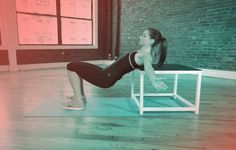 Here are 21 moves you can do besides squats to get a rock-hard booty.