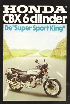 Gonna CBX 6 Cylinder advert