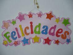 letreros para cumpleaños - Buscar con Google Pattern, Board, Google, Birthday Signs, Fiesta Party Favors, Happy Brithday, Parties Kids, Patterns, Swatch