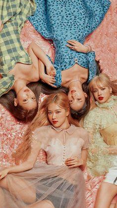 Blackpink billboard Jisoo, Jennie, Rose e Lisa Blackpink Jisoo, Kpop Girl Groups, Korean Girl Groups, Kpop Girls, Divas, Black Pink Kpop, Black Pink Rose, Blackpink Memes, Blackpink Photos