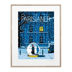 The Parisianer No. 3 Cover by Serre