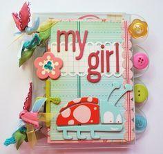 Girl Power Acrylic Album: A Cherry On Top