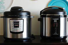Honest review of both Instant Pot and Cuisinart Pressure Cookers. I've used both and I share my thoughts on which is best and whether you should buy one.