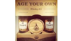 Top of the Hill age your own whiskey kit http://www.thespiritsbusiness.com/2013/02/top-10-whiskey-ageing-kits/10/