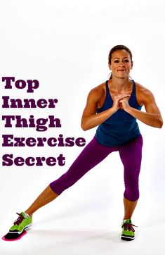 Top Inner Thigh Exercise Secret #fitness #thigh #exercise
