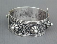 Morocco - Berber hinged bracelet