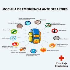 Siempre tomar precauciones para el #temblor. Foto gracias a: @cruzrojaecuador que nos ayuda. ¡#QueGrandeEsDCEC!