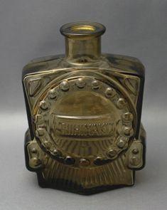 Glass Art Design, Flask, Art Deco, Random, Casual, Art Decor