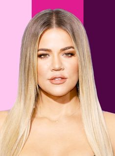 Khloé Kardashian sent indie designer Destiney Bleu a cease and desist letter for calling out Good American for ripping off her bedazzled designs. Khloe Kardashian Revenge Body, Khloe Kardashian Photos, Koko Kardashian, Kardashian Beauty, Light Brunette, Brunette To Blonde, Blonde Hair, Purple Shampoo And Conditioner, Maite Perroni