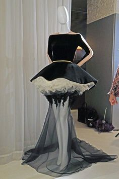 Real Work! Long Sleeves Ball Gown Prom Dress