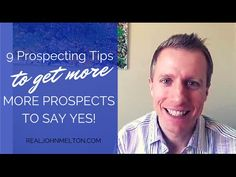 9 Prospecting Tips to Get More Prospects to Say YES I MLM Tips