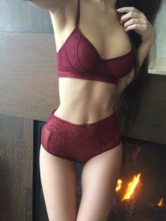 Pretty lingerie set