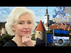 Kristiina Ojuland - EU to Force Mass Immigration on Estonia Other Countries, Proposals, North Africa, Preserve, Islam, Highlights, Europe, Culture, Country