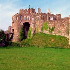 The Dover Castle, Kent, England.
