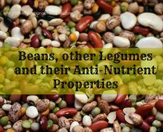 Unlike corn, wheat, sugar, hydrogenated fake butters and processed foods- legumes and beans are typically thought of as healthy foods. Around the world even the legume soy is considered a healthy and nutritious food as well as hummus and lentil soup. Just because you don't find these foods at the fast food drive thru, doesn't …