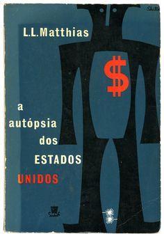 Book cover by Sebastião Rodrigues, 1953.