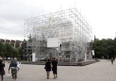 Gallery of Riga 2014 Pavilion / Mailitis A.I.I.M. - 4