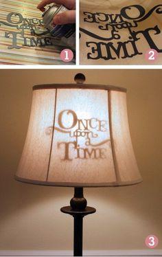 stencil-per-lampade