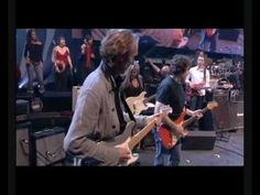 """▶ Gary Moore """"50 Yrs Of Fender Stratocaster"""" [Live Concert September 24, 2004 feat. Joe Walsh, Gary Moore, Brian May, David Gilmour, and more. The film was released in 2005. Gary Moore.. """"Red House"""" is a song written by Jimi Hendrix and originally recorded by The Jimi Hendrix Experience in 1966. The song, a slow twelve-bar blues, """"is one of the most traditional in sound and form of all his official recordings"""". All Star Line-Up - """"Stay With Me""""]"""
