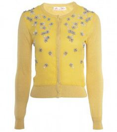 My Tear Stained Face Cardi - Knitwear - Clothing