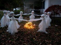 25 idées déco d'Halloween qu'il faut absolument répliquer! - Décoration…
