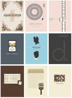 The Small Stakes - Music Posters - Jason Munn