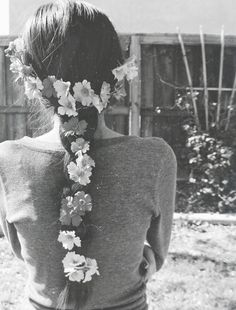 """""""Be sure to wear some flowers in your hair if you're going to San Francisco."""""""