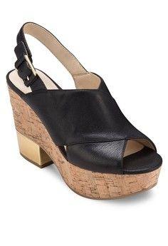 NWIMENA Wedge Heels from Nine West in black_1