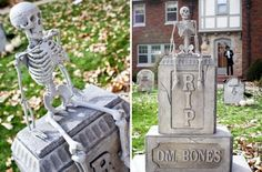 Halloween decorations : IDEAS & INSPIRATIONS  Halloween Decorating Ideas