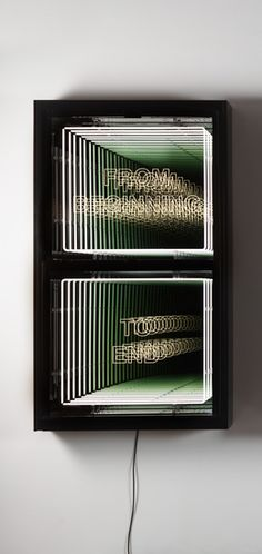 Iván Navarro, 'From Beginning to End,' 2014, Paul Kasmin Gallery
