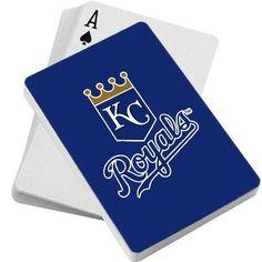 Kansas City Royals Playing Cards