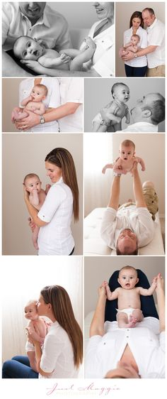 Classic Four Month Baby Portraits by Just Maggie Photography - Santa Clarita Maternity, Newborn & Baby's First Year Photographer