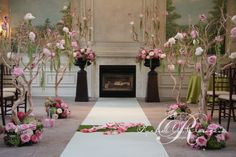 'Enchanted' Wedding At Graydon Hall {Wedding Decor Toronto} - Wedding Decor Toronto Rachel A. Clingen Wedding & Event Design