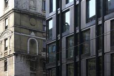 """Refurbishment of """"La Serenissima"""" Office Building,Courtesy of Park Associati"""