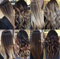 ❤#holidayhair ✨PaintedHair✨ Inspiration❤Straight and Waved.. Which one is your favorite☺️‍? P.S. Happy Thanksgiving, I hope everyone has a great day with family! There is so much to be there for @paintedhair @paintedhaircertified ✨✨✨✨✨✨✨✨✨✨✨✨✨✨✨✨.#brazilianbondbuilder #licensedtocreate #hairinspo #brunettegirl #behindthechair #modernsalon  #beforeandafter #hairandmakeup #haircolorist #beauty #hairtutorial #hairvideos #haireducation #stylists #blonde #916 #brazilianblowout ...