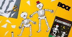Funnybones skeleton