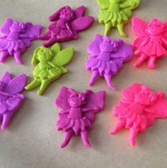 #Fairies 6x for #crafts card making fairy doors fairy #garden miniatures dolls ho,  View more on the LINK: http://www.zeppy.io/product/gb/2/152267556282/