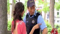 Ladrona y policia enamorado