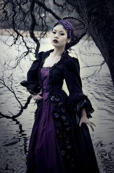 I found 'Elizabethan Gothic Dress' on Wish, check it out!