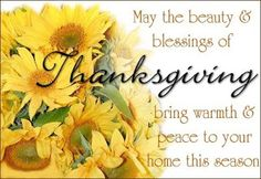 Christian Thanksgiving Wishes