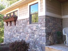 For the homeowner or building owner looking for stone siding that will last, look no further than TriLite Stone! Find out why our Integrated color throughout the stone helps maintain your stones original beauty for years to come. Eldorado Stone, Stone Siding, Manufactured Stone, Installation Manual, Stone Veneer, The Expanse, Color Mixing, Natural Stones, Interior And Exterior