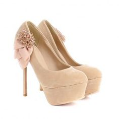 $20.06 Office Stiletto Heel Women's Pumps With Rhinestone Embellished and Satin Design