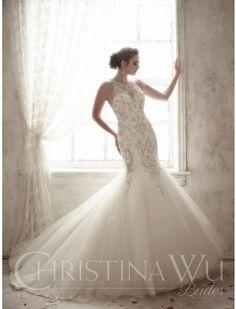 Style 15587 - Christina Wu Brides