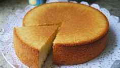 Yoghurt Cake recept | Smulweb.nl