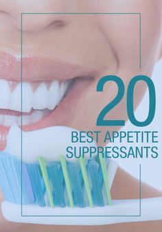 Suppress your appetite - naturally!